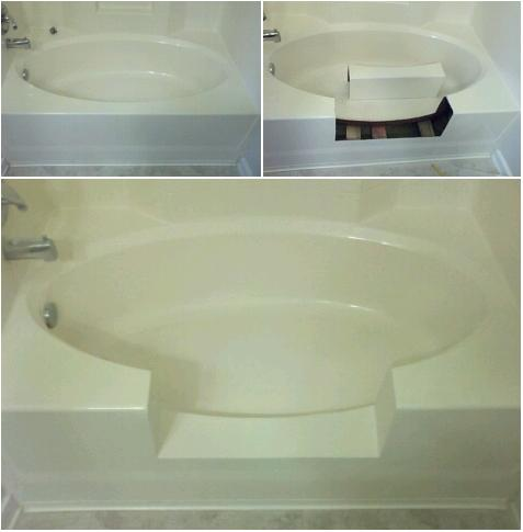 Superior Resurfacing Bath Tub And Counter Top Repair Refinishing